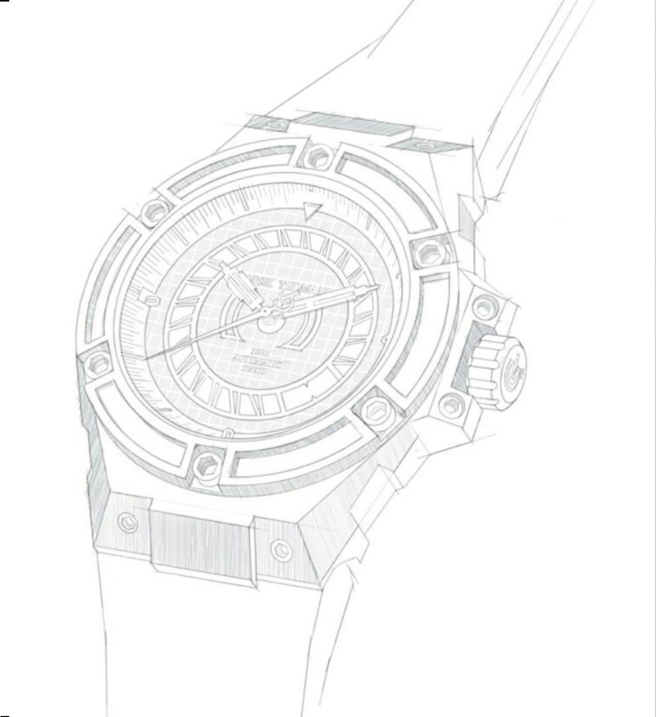 Garek Thomann Luxury Watches